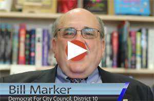 Bill Marker for Baltimore City Council District 10